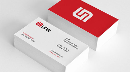 Business Cards - GMT Creative Printers