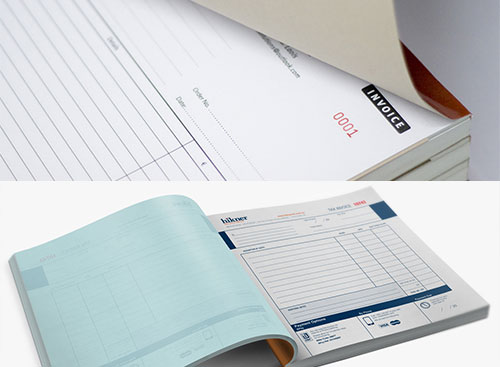 NCR Invoice - Quotation Printing - GMT Creative Printers