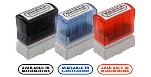 Self-Inking Stamps - GMT Creative Printers