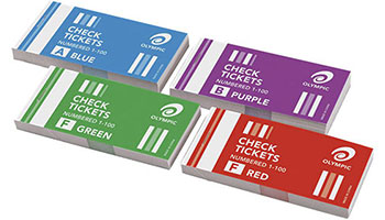 Ticket Printing - GMT Creative Printers